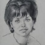 CJA portrait study 222