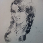 CJA portrait study 233