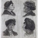 cja-print-4-four-heads-etching-m082